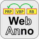 WebAnno – A Flexible, Web-based and Visually Supported System for Distributed Annotations